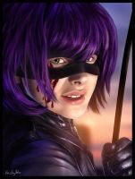 Hit-Girl by Sheridan-J