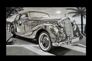 MERCEDES BENZ 170 S by Stephen59300