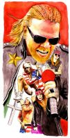 Axl Rose by picasio