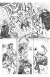 John Carter-Dejah Thoris pg 6 by hdub7