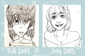 Improvement: 2009-2013. by a-msel