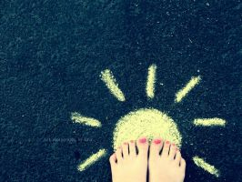 Walking On Sunshine by with-accusing-eyes