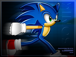 Free run by Angrysonicgamer