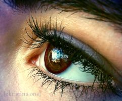 World in my eyes by onechristina