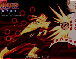 Naruto 674: Time to be Sealed. by Kakashidoe