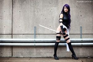X-Force Psylocke - X-Men by Mostflogged