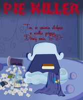 Pie Killer cover art by CrusierPL