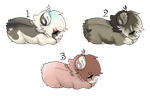 Adoptable Batch (0/3) closed by Civah
