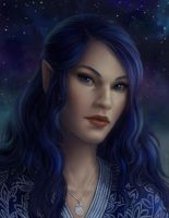 Blue by Angevere
