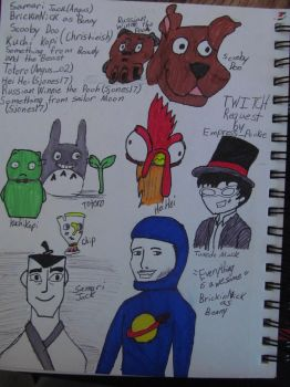 Twitch Requests by fantasygirl157