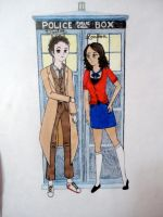 OC and the Doctor by NayaWhovian1016