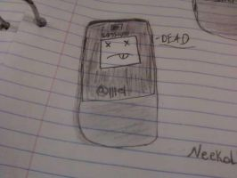 My Phone Dead by NeekoL4D