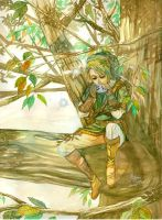 Link on tree by meomeoow