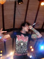Suicide Silence pt.1 by ObscureChaos