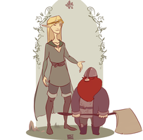 The Next Adventure [Lord of the Rings] by epimeral