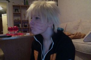 New Naruto wig! by ShippoKawaii