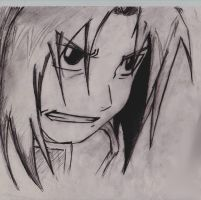 Edward Elric by Mysteriouspizza