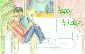 Happy Holidays 08 by rainieday91