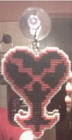 Heartless Emblem Window Clinger by Sew-Madd