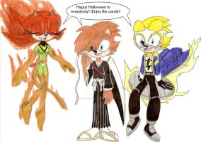 My guys wish you all... by MrSoniccloud