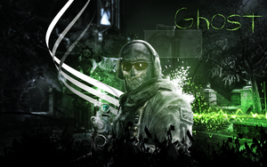 Ghost - MW2 by xRafaeL