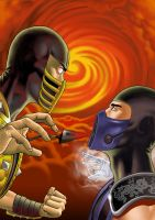 Netherrealm by Pastichio