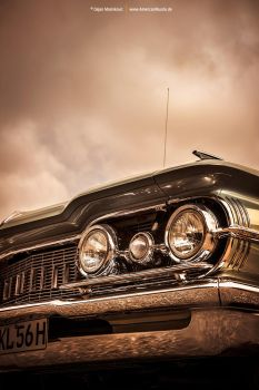 1959 Oldsmobile 98 by AmericanMuscle