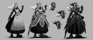 Alice concepts 001 by dinmoney