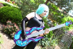 ColossalCon 2014 - Ember(PS) 01 by VideoGameStupid