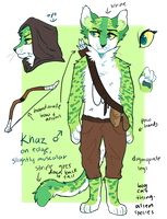 Khaz Ref by captyns