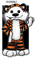 Lil' Hobbes by 5chmee