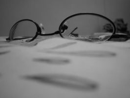 Glasses by Insan-Stock