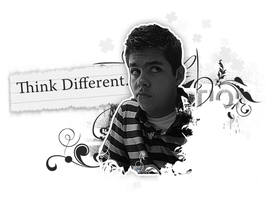 Think different. by WiiplayWii