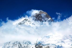 Mt. Everest by Leverson