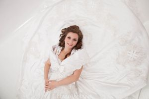 Bride at rest by photomystique