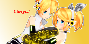 MMD 100 Themes Challenge - Love by ShootingStarBlue