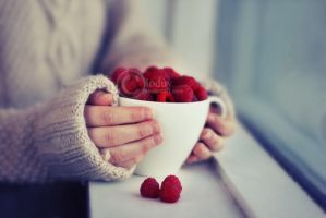 Raspberry Tea by cloduy
