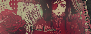 With love from London. by Arisu-o3o