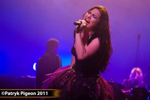 Evanescence - Amy Lee by MrSyn