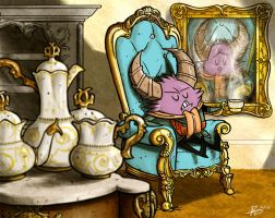 Ugolino's Room of Narcissism by Psychotime