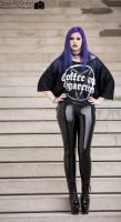 Coffee and Cigarettes by Model-MissMadness