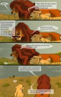 The Dark Lion page 23 by Mydlasfanart