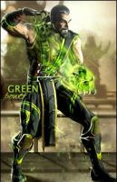 green power signature by dsquaredgfx