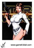 Princess Leia by Blair by Mythical-Mommy