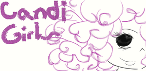 Candi Girl by DoodleDorkChick