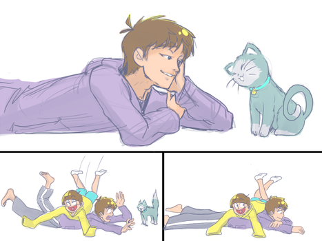 fave matsuno brothers by mhloor