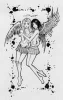 Tatu girls like angels by deedlith