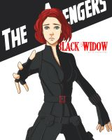 Black Widow by Skoraya-olya
