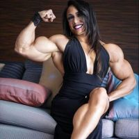 Erica Blockman Muscled by Turbo99