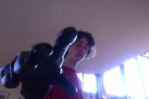 SCP-049 Costume - Gloves by Enigma-Cat